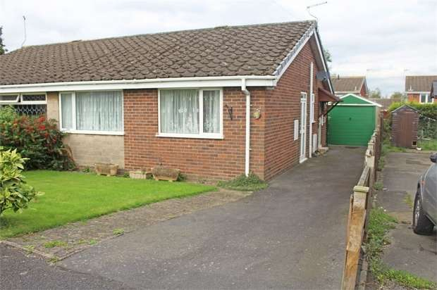 2 Bedrooms Semi Detached Bungalow for sale in Lawrence Avenue, Ripley, Derbyshire