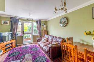 3 Bedrooms Terraced House for sale in Fennel Close, Maidstone, Kent