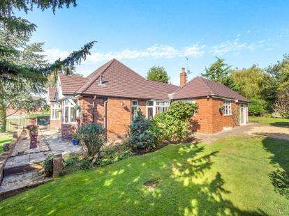 4 Bedrooms Bungalow for sale in Broad Lane, Brinsley, Nottingham, Nottinghamshire