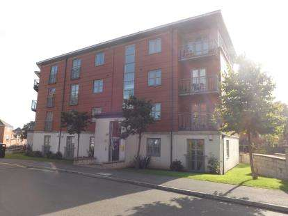2 Bedrooms Flat for sale in Fleming House, Ockbrook Drive, Nottingham, Nottinghamshire