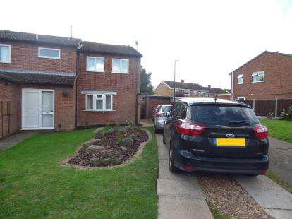 2 Bedrooms End Of Terrace House for sale in Bracadale Close, Coventry, West Midlands, United Kingdom