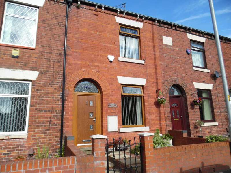 3 Bedrooms Terraced House for sale in Denton Lane, Chadderton