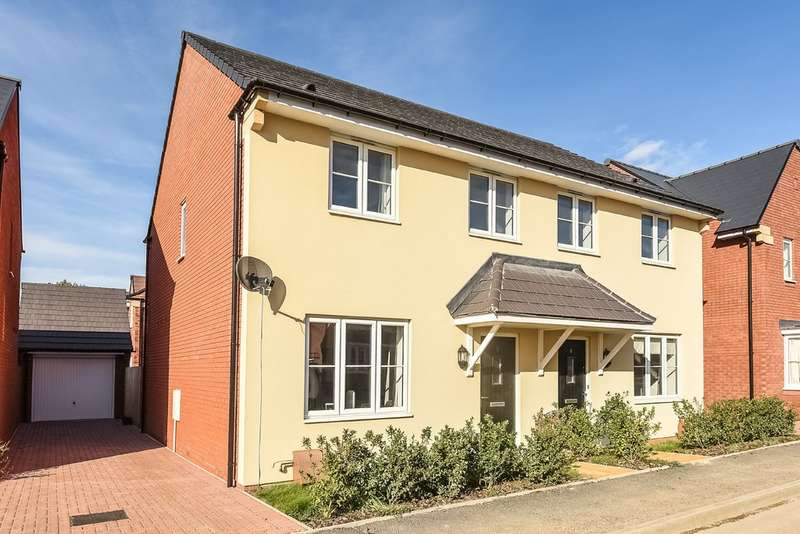 3 Bedrooms Semi Detached House for sale in Stoke Orchard