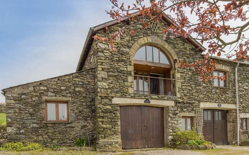 3 Bedrooms Unique Property for sale in Bannisdale Barn, Whinfell