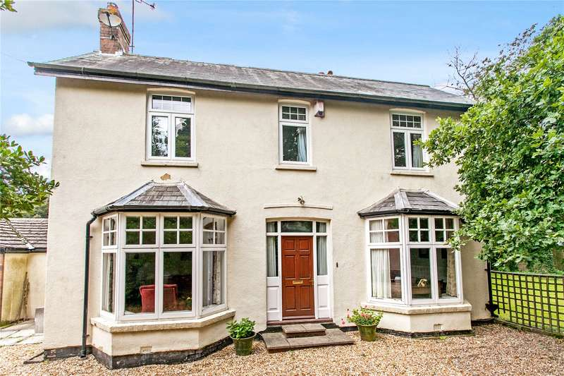 4 Bedrooms Detached House for sale in South Town Road, Medstead, Alton, Hampshire, GU34