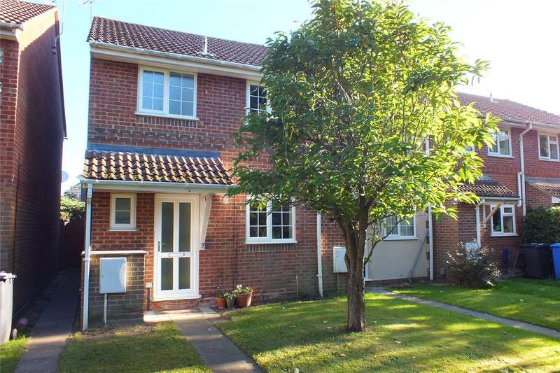 3 Bedrooms Semi Detached House for sale in Netherhouse Court, Netherhouse Moor, Church Crookham, Fleet, GU51
