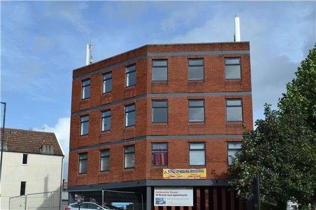 2 Bedrooms Flat for sale in Plot 9, Ashbourne House, Fishponds Road, Eastville, Bristol, BS5 6SH