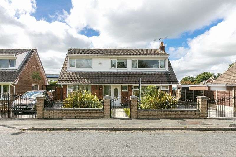 4 Bedrooms Detached House for sale in Mallom Avenue, Euxton, PR7 6PU