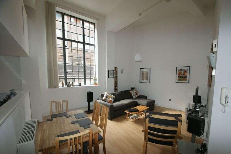 1 Bedroom Flat for sale in Hatton Garden, Liverpool