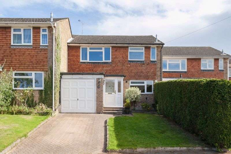 3 Bedrooms Terraced House for sale in Joiners Way, Chalfont St Peter