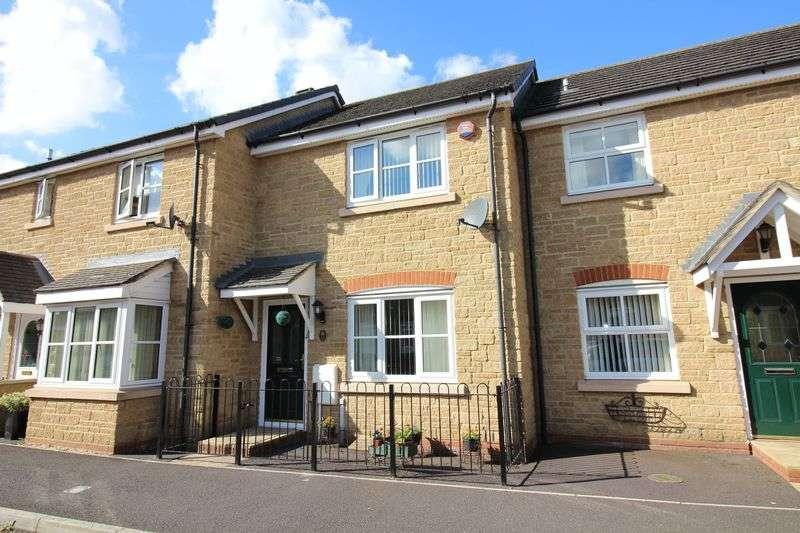 2 Bedrooms Terraced House for sale in Adams Meadow, Ilminster