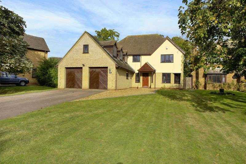 5 Bedrooms Detached House for sale in Chestnut Grove, Great Stukeley, Huntingdon, Cambridgeshire