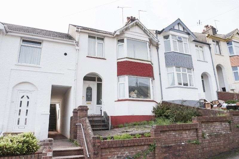 3 Bedrooms Terraced House for sale in PAIGNTON - Ref: AB47