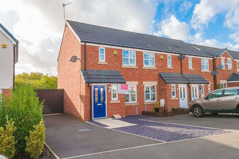 2 Bedrooms Terraced House for sale in Beacon Green, Skelmersdale