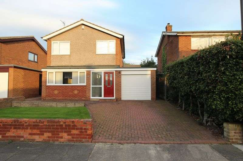 3 Bedrooms Detached House for sale in Mill Hill, Houghton Le Spring