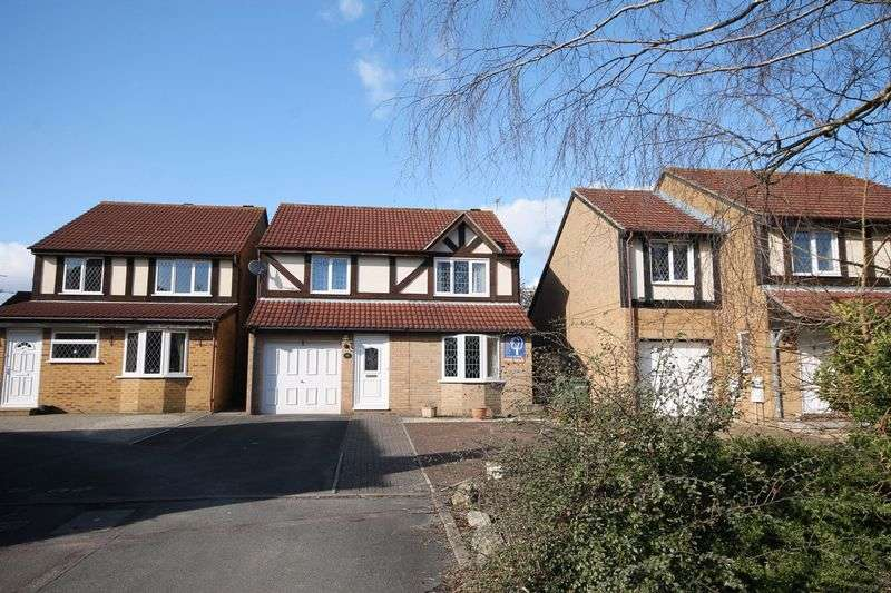 4 Bedrooms Detached House for sale in Ottrells Mead, Bradley Stoke