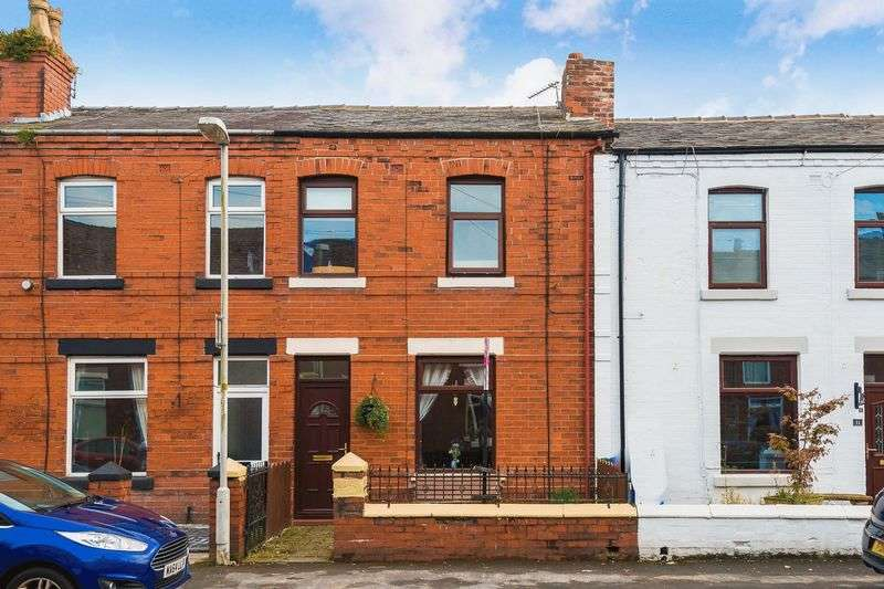 3 Bedrooms Terraced House for sale in Kimberley Street, Coppull