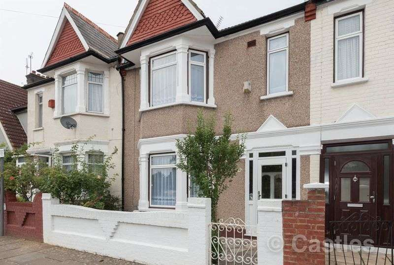 3 Bedrooms Terraced House for sale in Dunbar Road N22