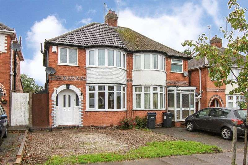 3 Bedrooms Semi Detached House for sale in Dowar Road, Rednal, Birmingham