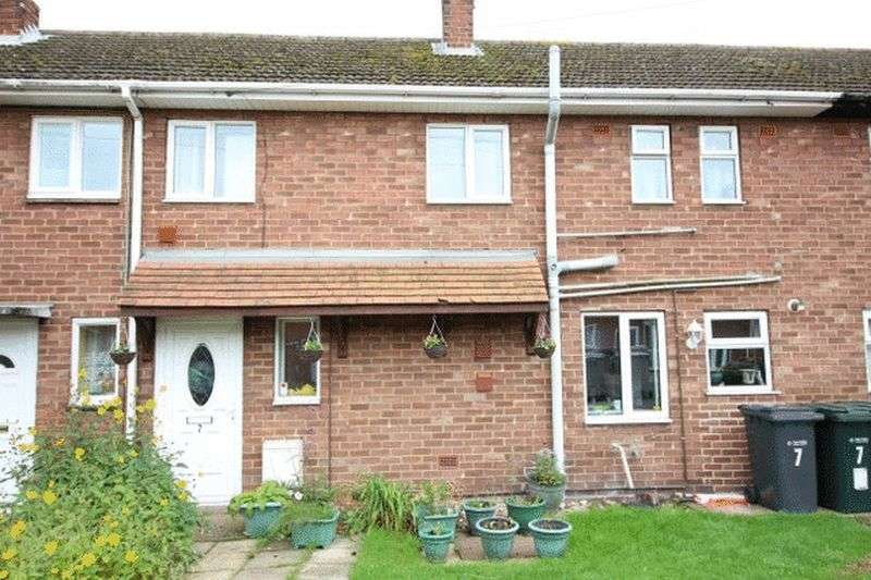 3 Bedrooms Terraced House for sale in Ingham Road, Coningsby