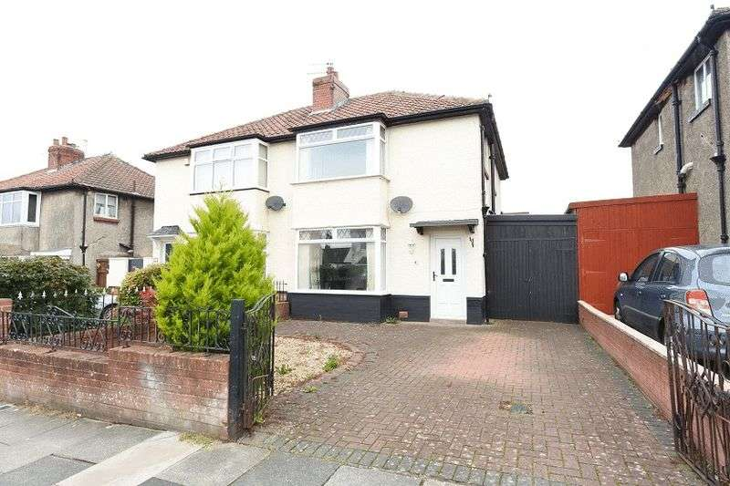 3 Bedrooms Semi Detached House for sale in Uldale Road, Carlisle