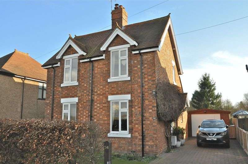 3 Bedrooms Detached House for sale in Brewers Lane, Badsey, Evesham, WR11 7EU
