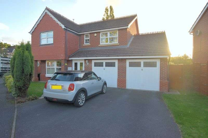 5 Bedrooms Detached House for sale in Beechcroft Close, South Hykeham, Lincoln