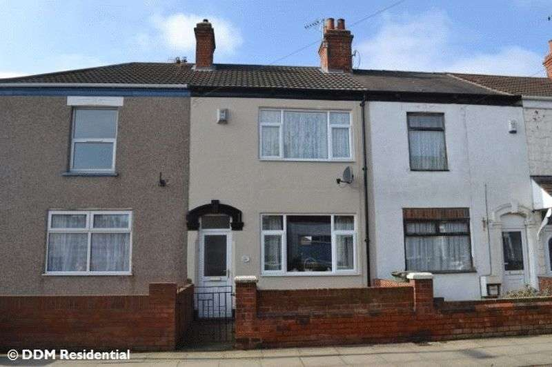 3 Bedrooms Terraced House for sale in Roberts Street, Grimsby