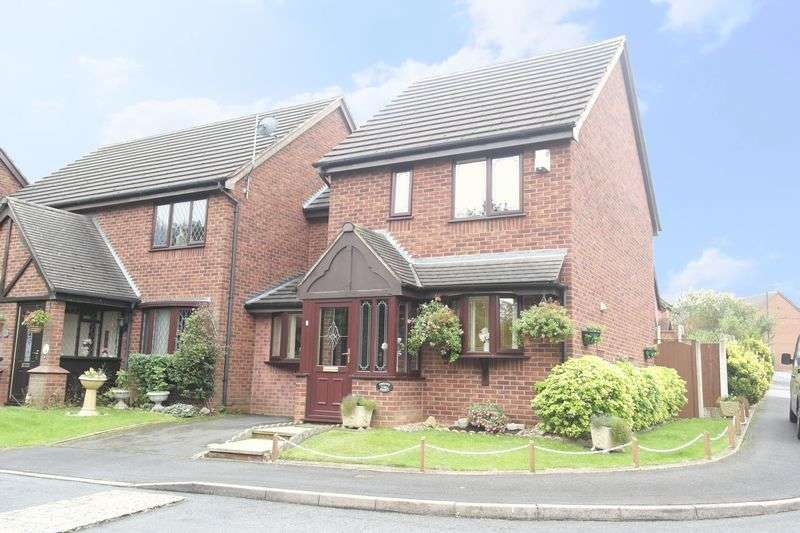 4 Bedrooms Detached House for sale in Saunton Road, Walsall