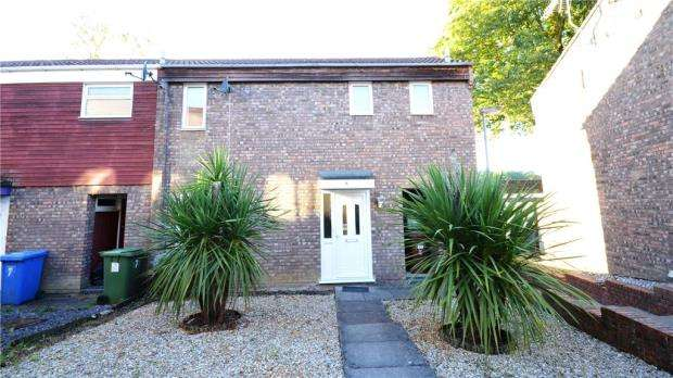 2 Bedrooms End Of Terrace House for sale in Naseby, Bracknell, Berkshire