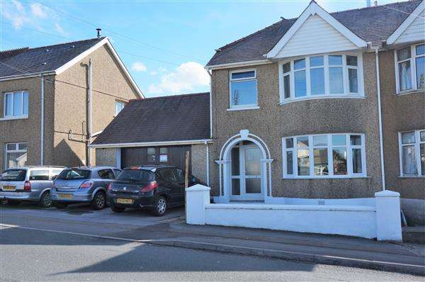 3 Bedrooms Semi Detached House for sale in Cross Hands Road, GORSLAS, Llanelli
