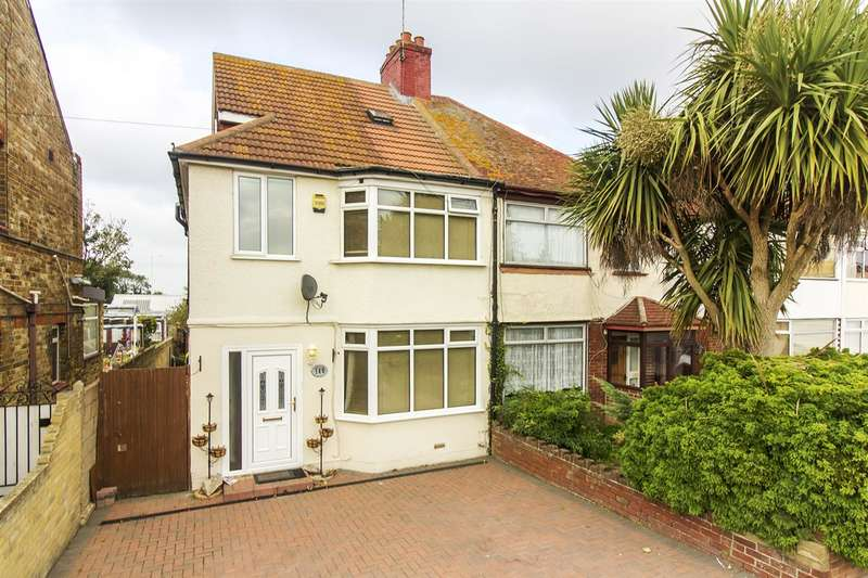 4 Bedrooms Semi Detached House for sale in Rumfields Road, Broadstairs
