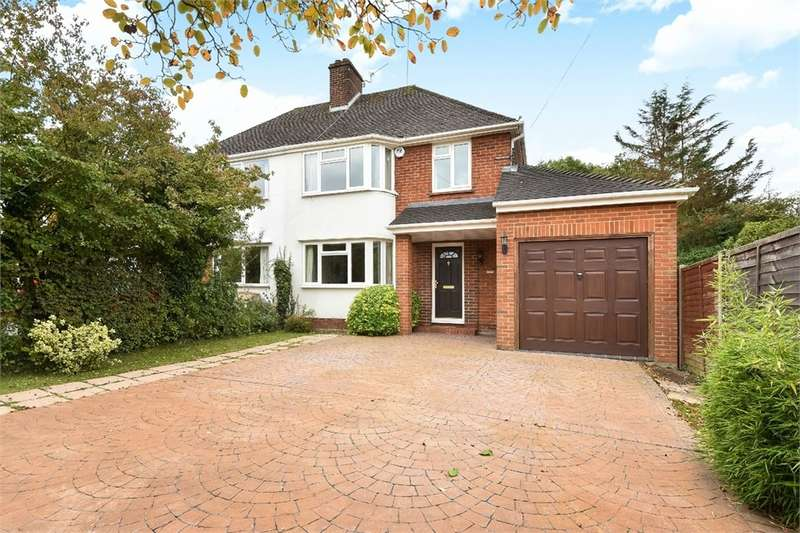 3 Bedrooms Semi Detached House for sale in BASINGSTOKE