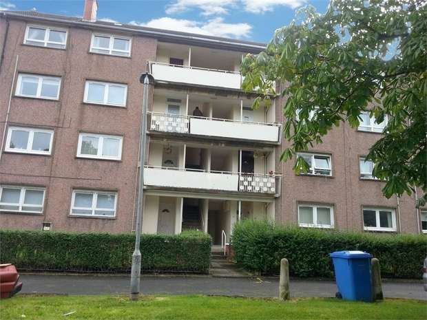 3 Bedrooms Flat for sale in 61 Drumilaw Road, Rutherglen, Glasgow, South Lanarkshire