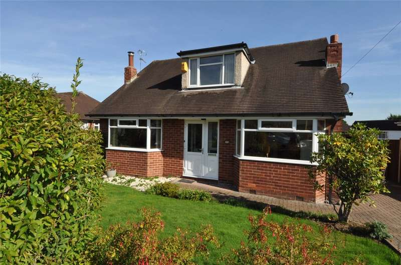 3 Bedrooms Detached Bungalow for sale in Hinderton Drive, West Kirby, Wirral