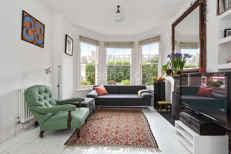2 Bedrooms Flat for sale in North View Road, Crouch End, N8