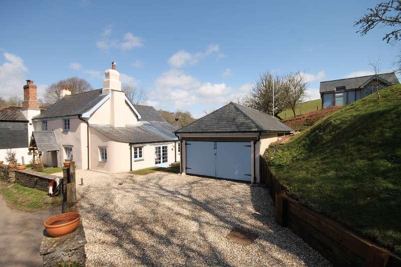 4 Bedrooms House for sale in Brook House Cottage, Sherford, Kingsbridge