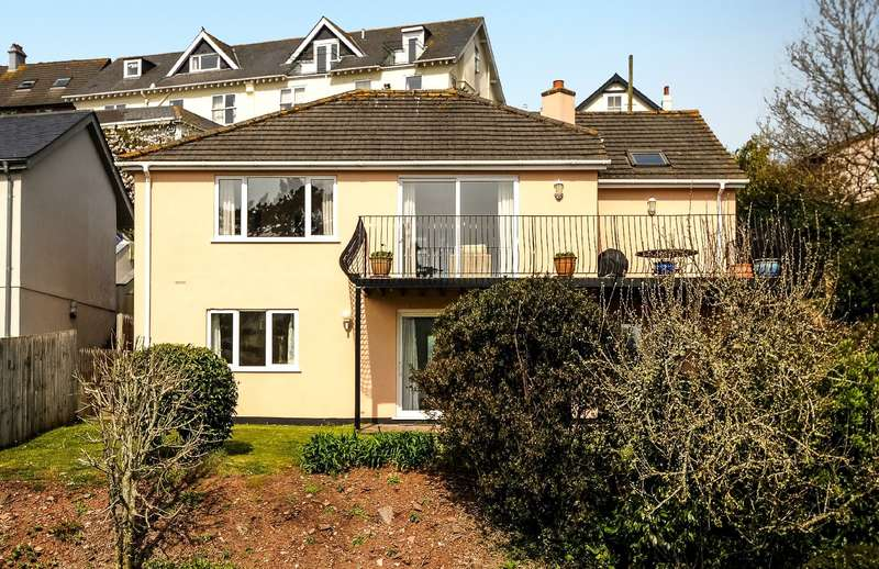 3 Bedrooms Detached House for sale in Magnolia Cottage, 4b Church Road, Dartmouth