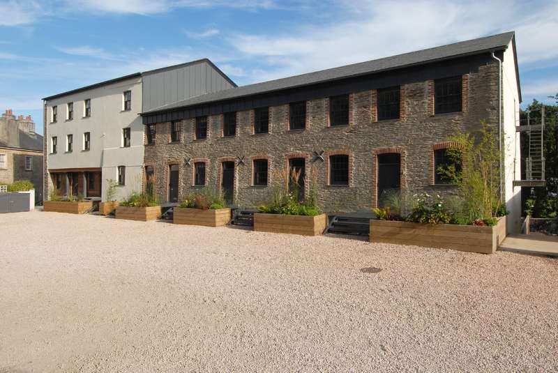 3 Bedrooms Town House for sale in Plot 1, The Mill, Harbertonford, Totnes