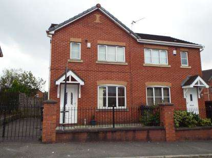 3 Bedrooms Semi Detached House for sale in Carriage Drive, Monsall, Manchester, Greater Manchester