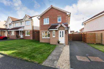3 Bedrooms Detached House for sale in Fincastle Place, Cowie