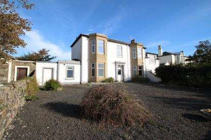 3 Bedrooms Flat for sale in Beach Road, Troon