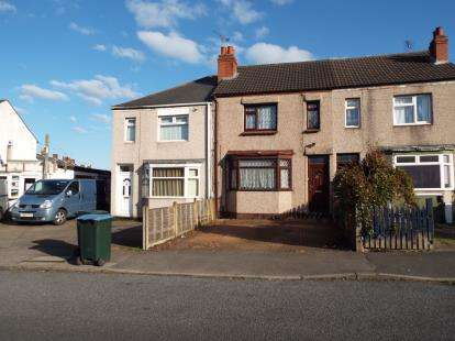 3 Bedrooms Terraced House for sale in St. Lukes Road, Holbrooks, Coventry