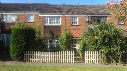 3 Bedrooms Terraced House for sale in Brentwood
