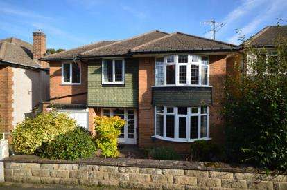 4 Bedrooms Detached House for sale in Parkhead Road, Sheffield