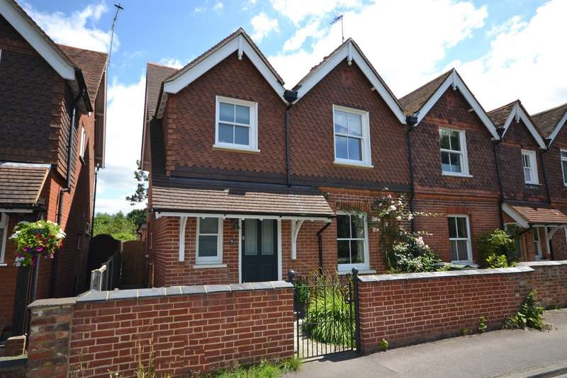 4 Bedrooms Terraced House for sale in Pirbright