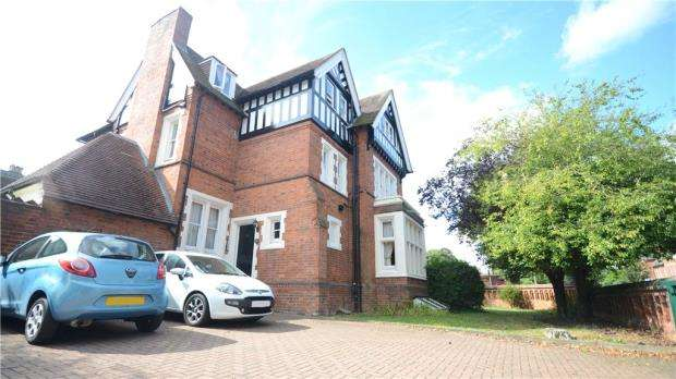 1 Bedroom Apartment Flat for sale in Alexandra Road, Reading, Berkshire