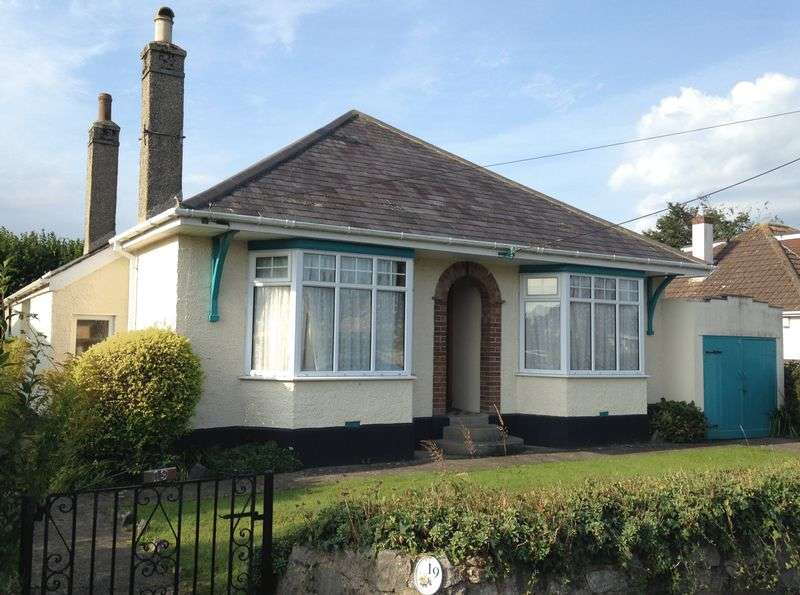 3 Bedrooms Detached Bungalow for sale in Kingsteignton, Newton Abbot