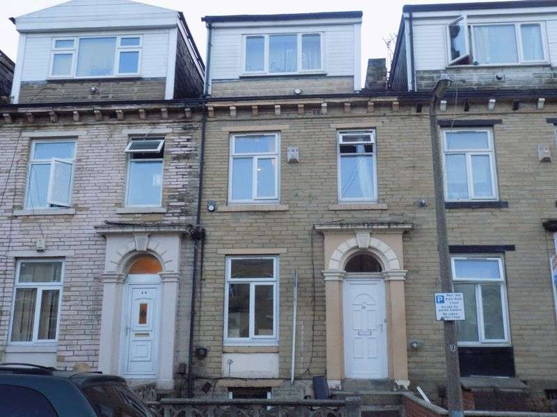 5 Bedrooms Terraced House for sale in Grove Terrace, Bradford