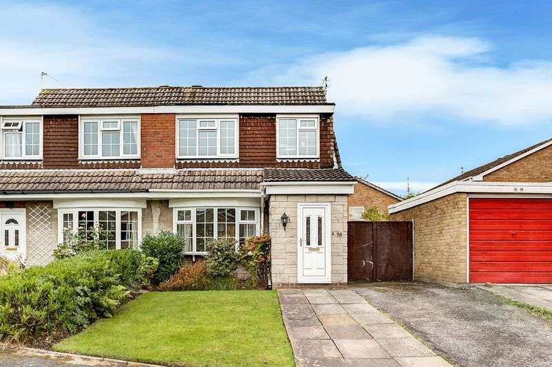 3 Bedrooms Semi Detached House for sale in Camborne Close, Congleton